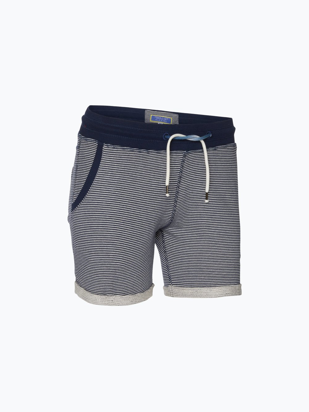Marie Lund Damen Shorts - Fresh & Blue-0