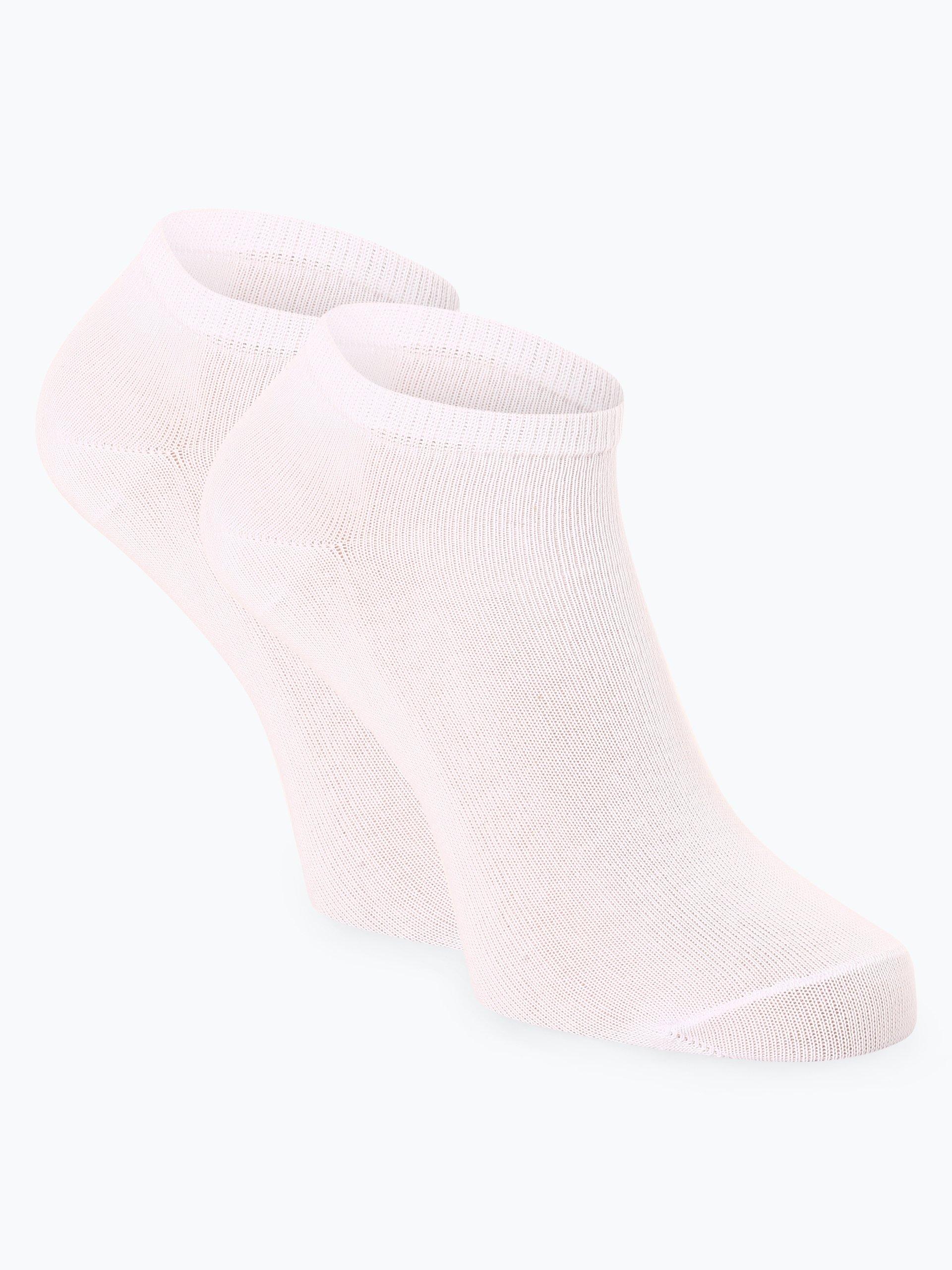 Marie Lund Damen Sneakersocken im 2er-Pack