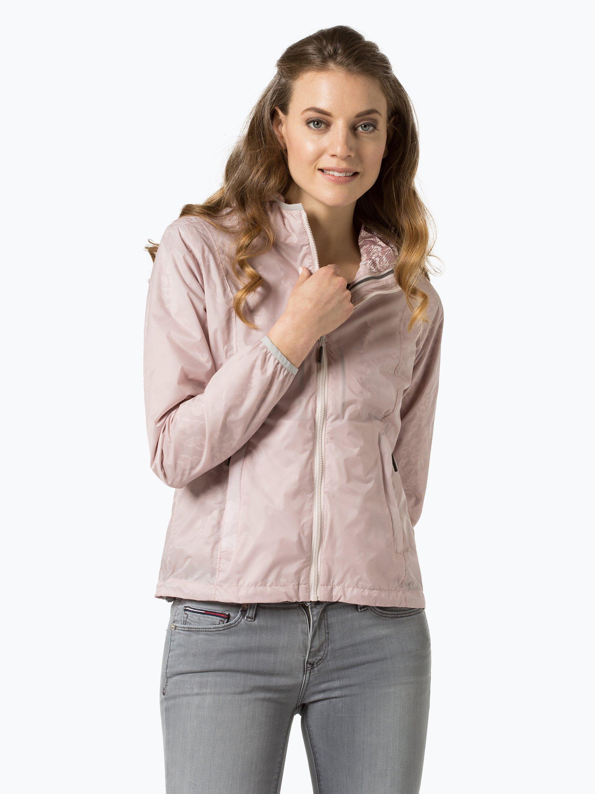marie lund damen sportswear jacke rosa kariert online kaufen vangraaf com. Black Bedroom Furniture Sets. Home Design Ideas