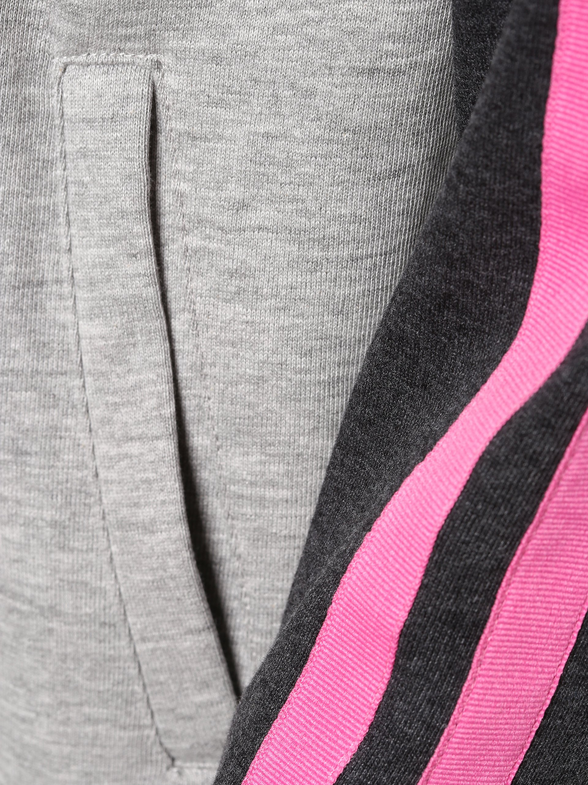 marie lund damen sweatshirt grau uni online kaufen vangraaf com. Black Bedroom Furniture Sets. Home Design Ideas