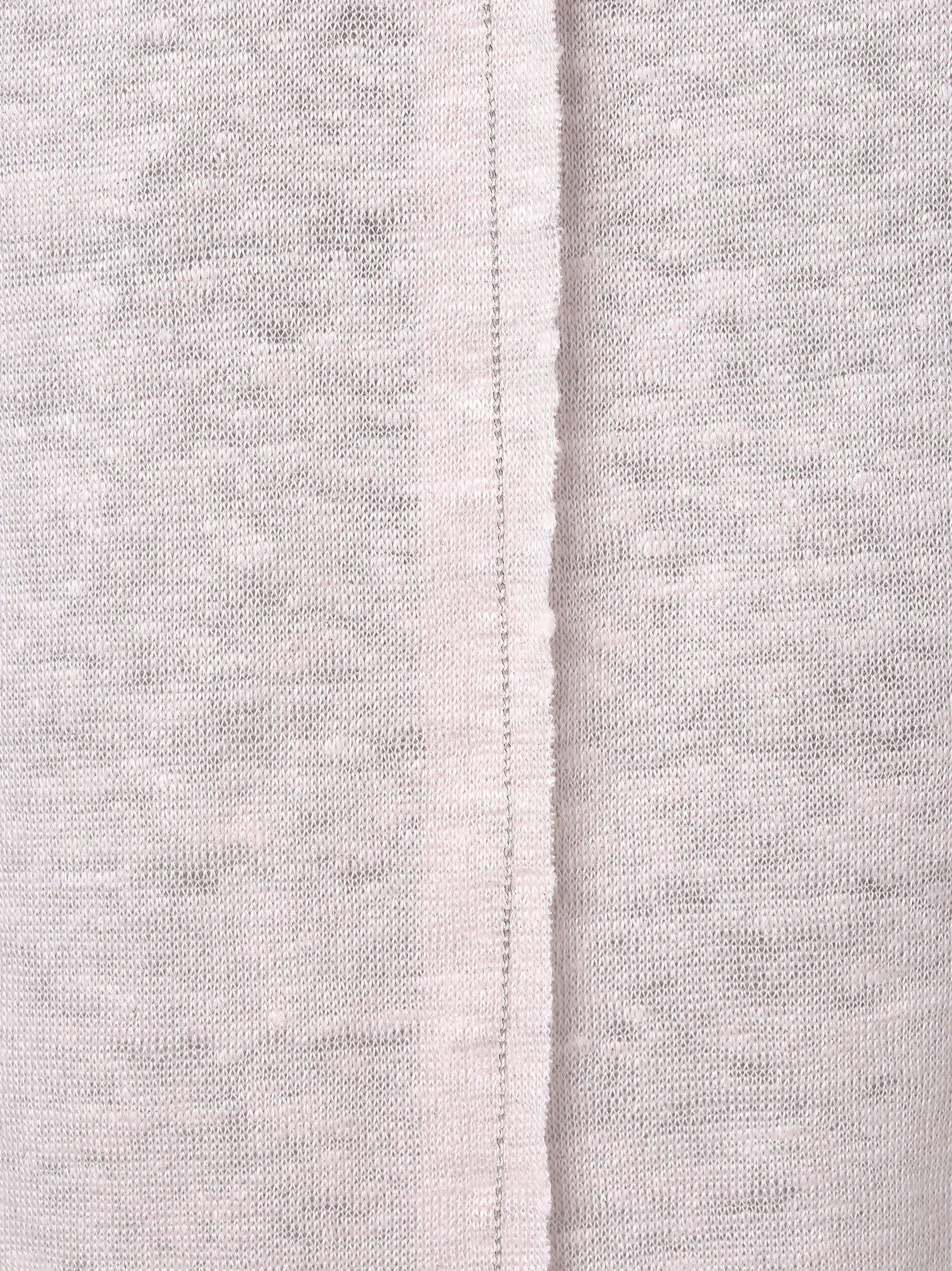 Marie Lund Damen T-Shirt aus Leinen - Coordinates