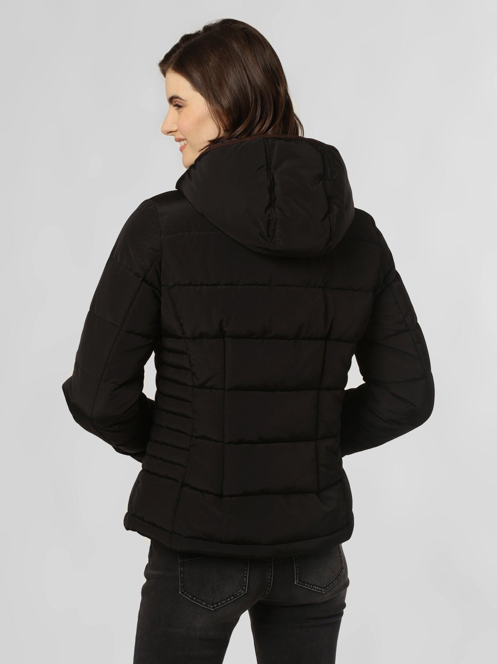 Marie Lund Damska kurtka pikowana