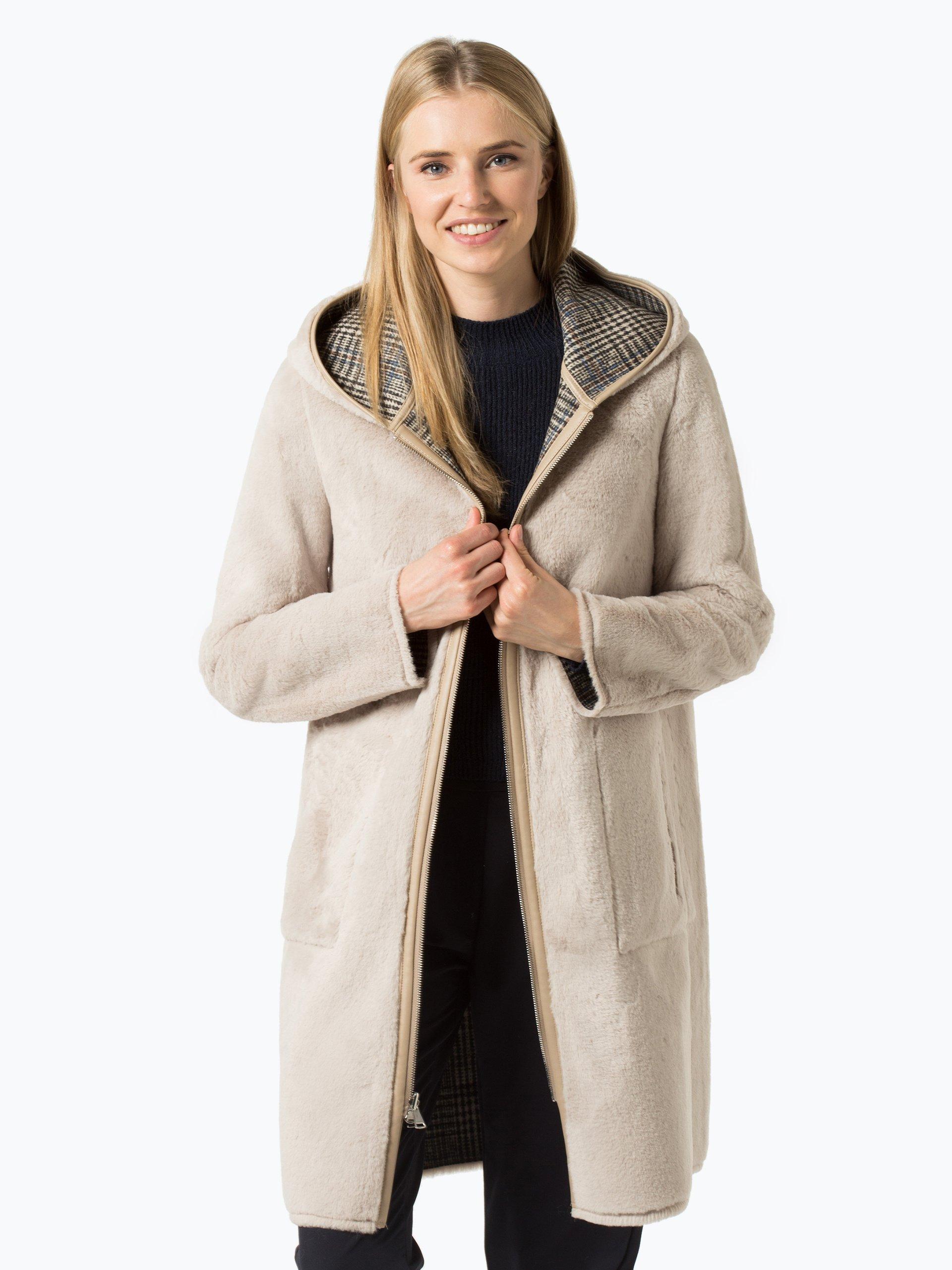Marie Lund Damski płaszcz dwustronny – Coordinates
