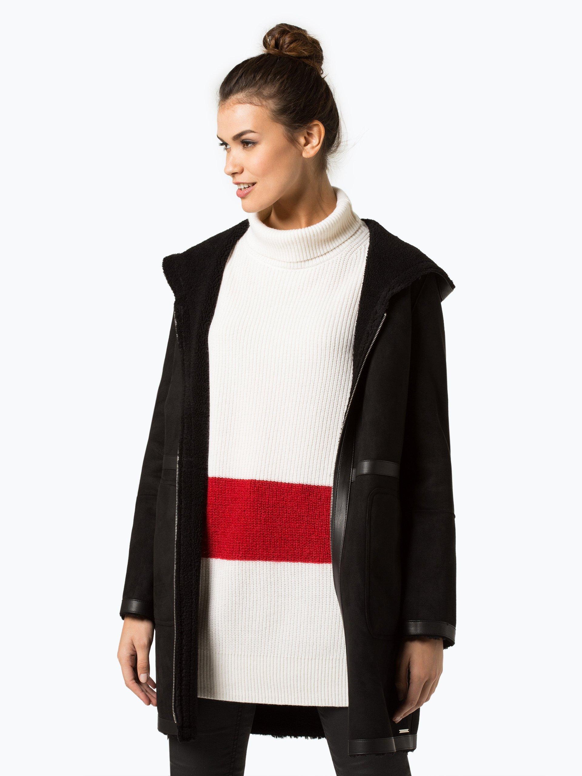 Marie Lund Damski płaszcz dwustronny – Jodee