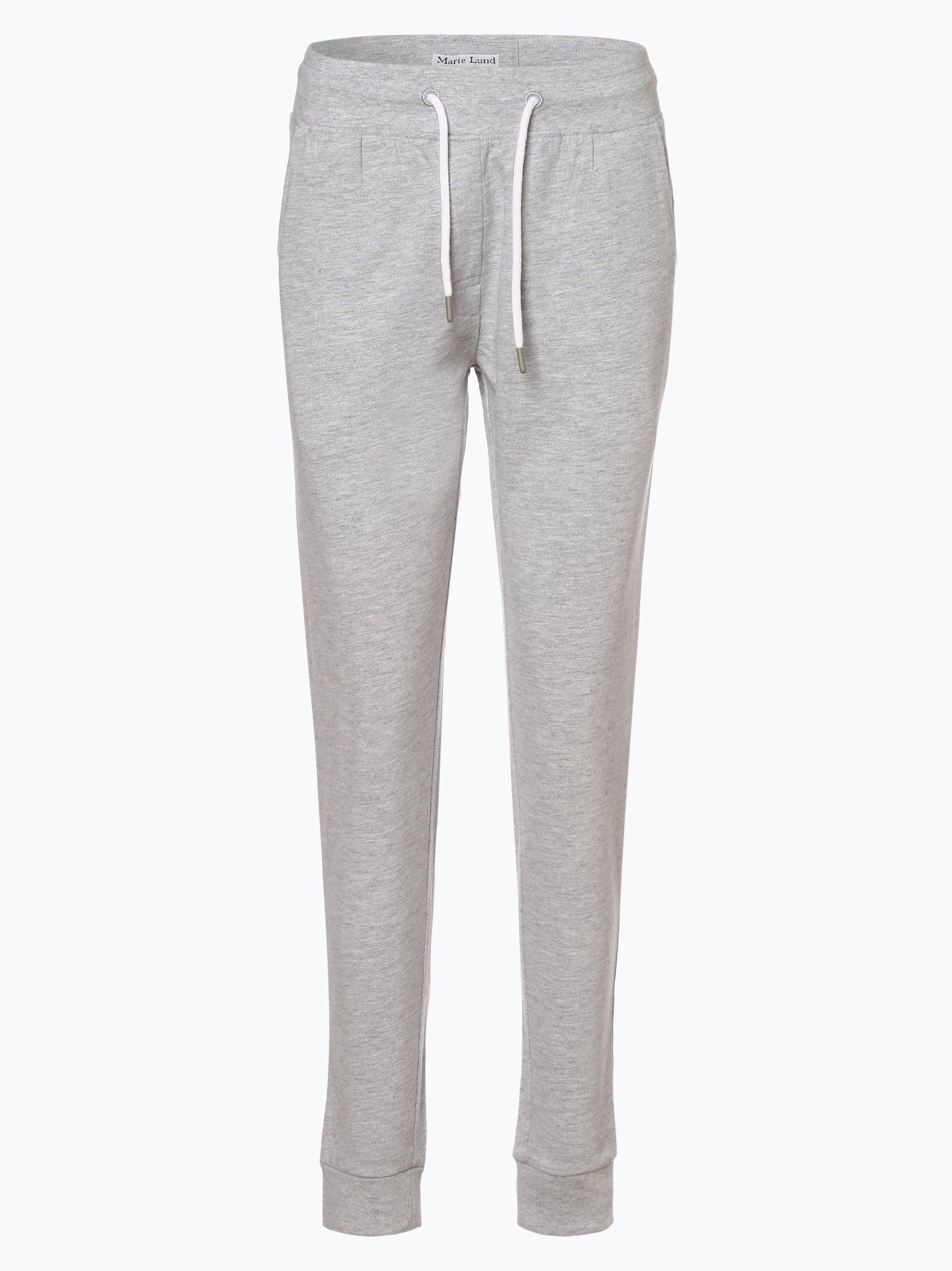 Marie Lund Damskie spodnie dresowe