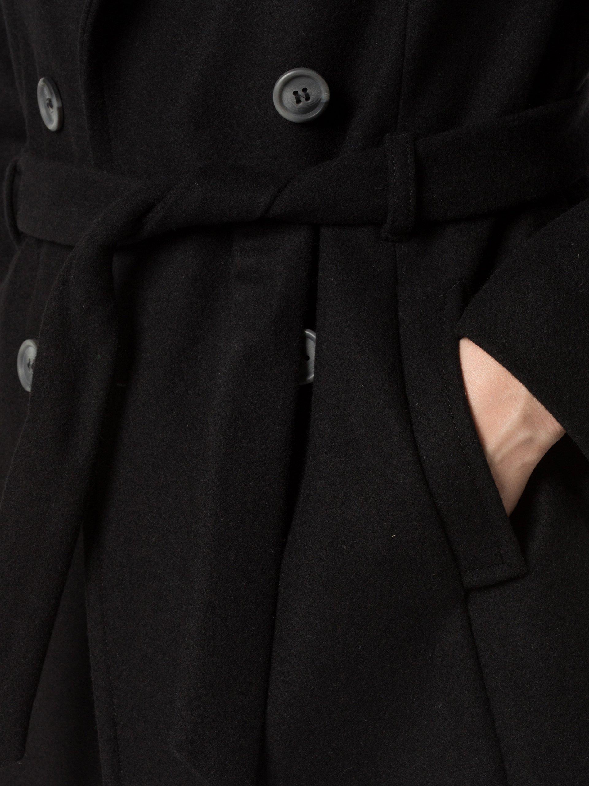 Marie Lund Płaszcz damski