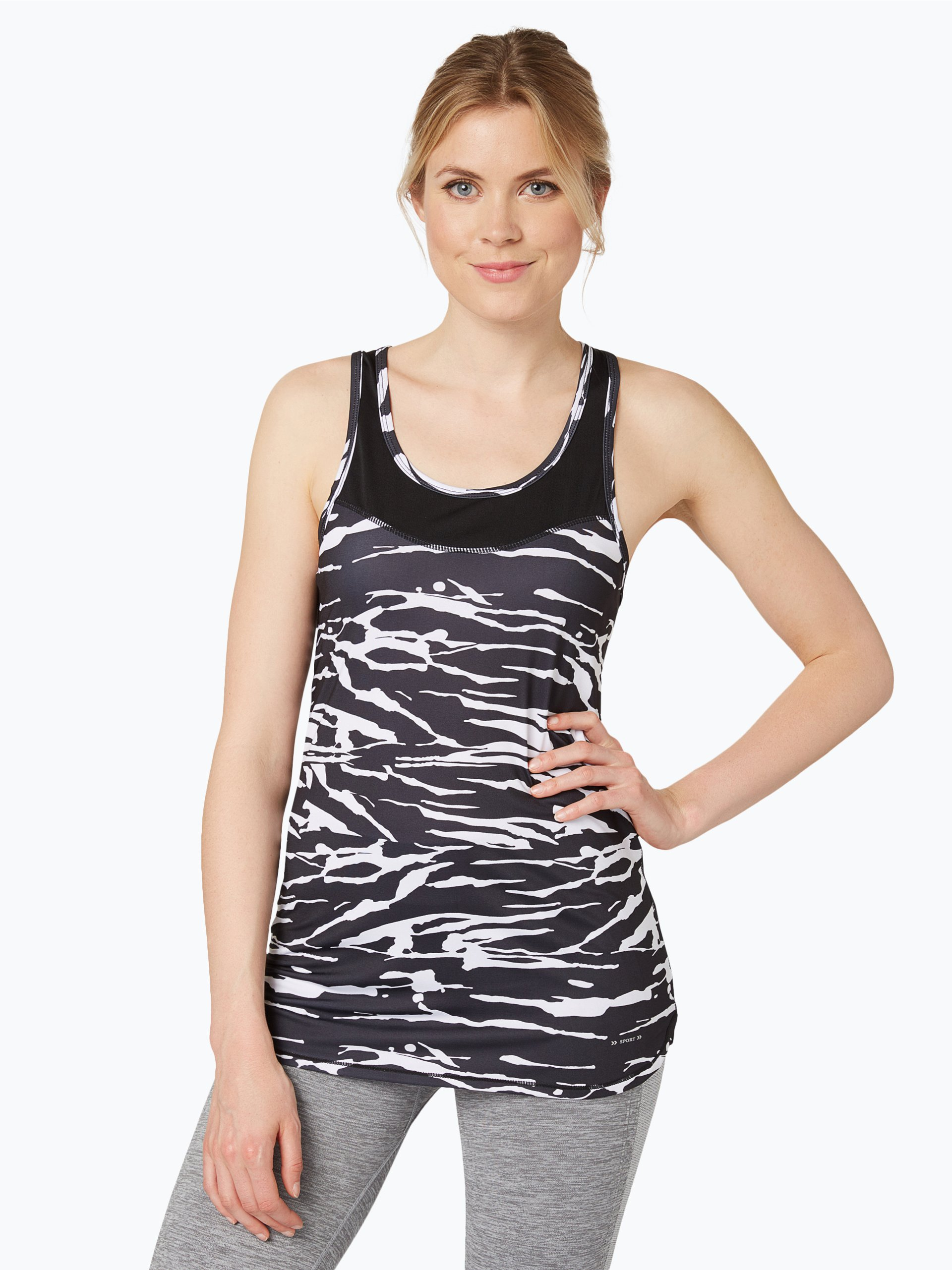 Marie Lund Sport Damen Trainings-Top - Marie Lund Sport