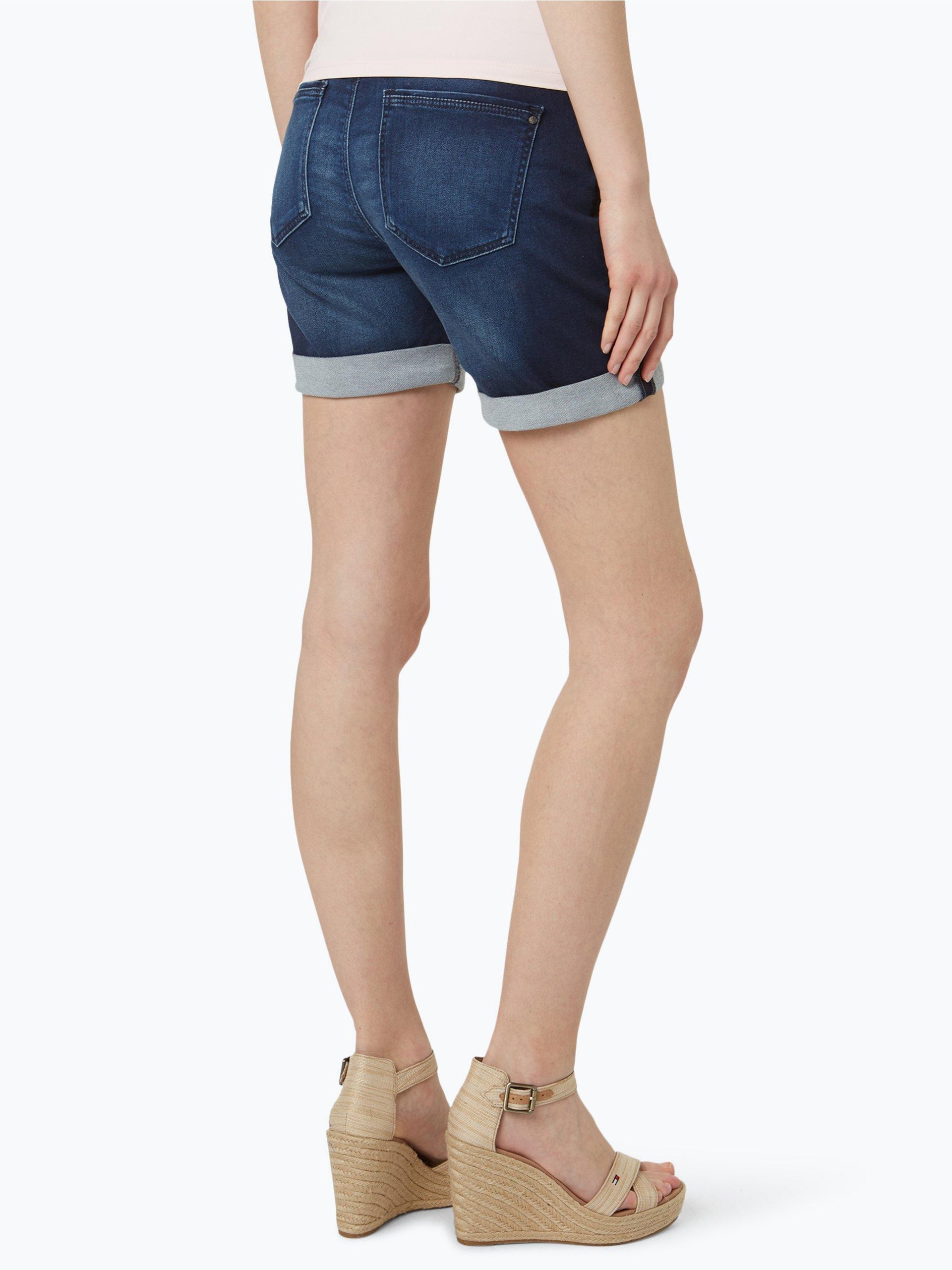 mavi damen jeans shorts camilla dark stone uni online kaufen peek und cloppenburg de. Black Bedroom Furniture Sets. Home Design Ideas
