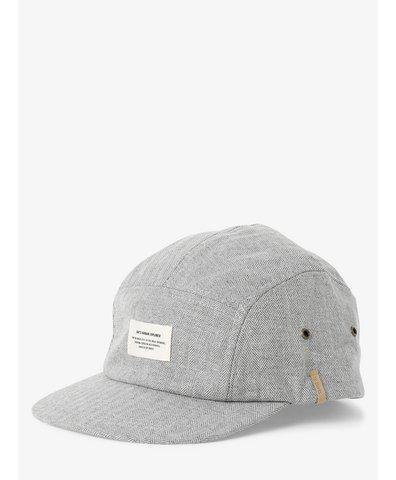Męska czapka z daszkiem – Heather
