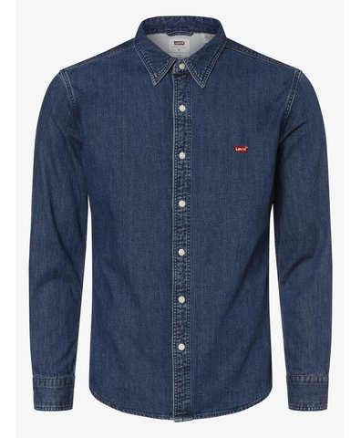 Męska koszula jeansowa