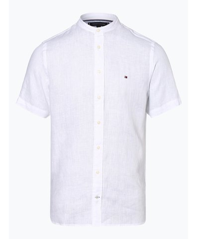 Męska koszula lniana – Regular Fit