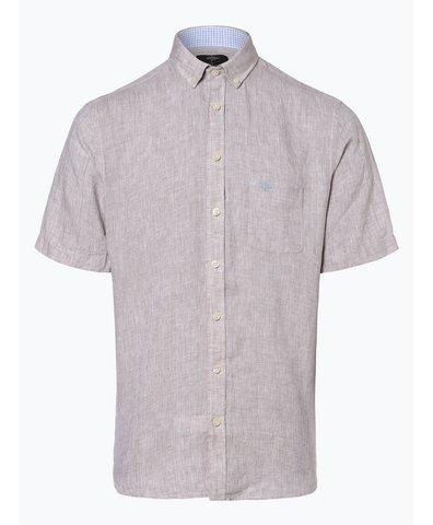 Męska koszula lniana