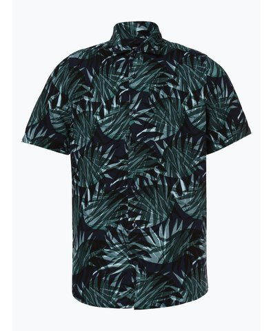 Męska koszula z dodatkiem lnu – Rash