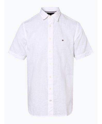 Męska koszula z dodatkiem lnu