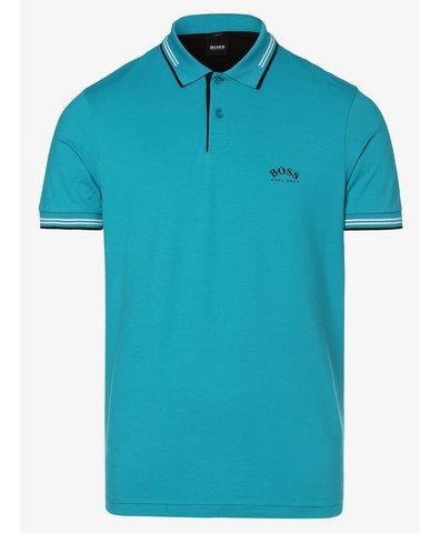 Męska koszulka polo – Paul Curved