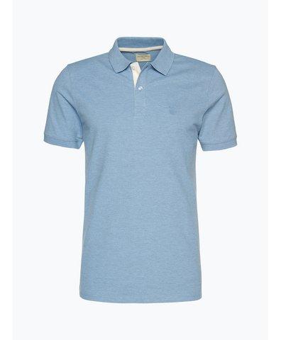 Męska koszulka polo – Shharo Melange
