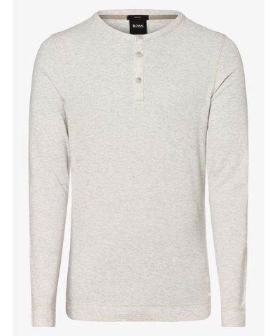 Męska koszulka z długim rękawem – Trix