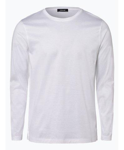 Męska koszulka z długim rękawem