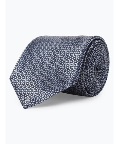 Męski krawat z jedwabiu – Tie 7 cm