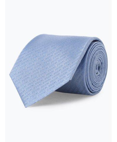 Męski krawat z jedwabiu