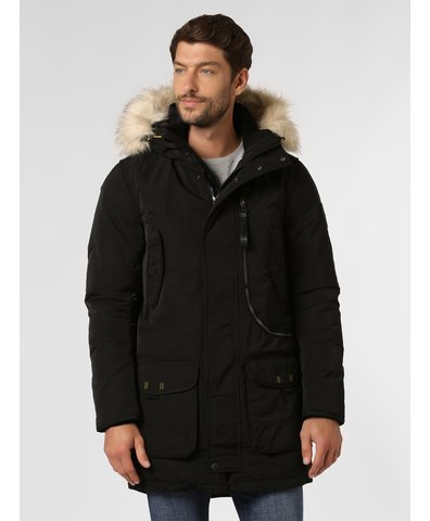 Męski płaszcz funkcyjny