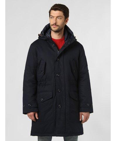 Męski płaszcz puchowy