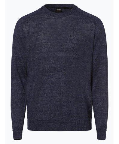 Męski sweter z lnu – Kasivol
