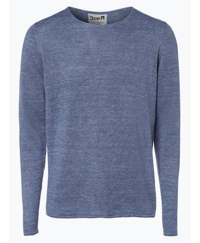 Męski sweter z lnu