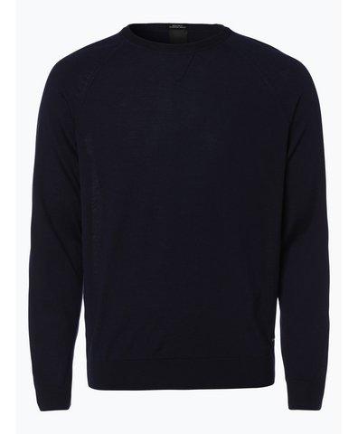 Męski sweter z wełny merino – Obarni-WS