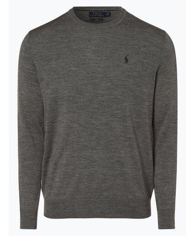 Męski sweter z wełny merino