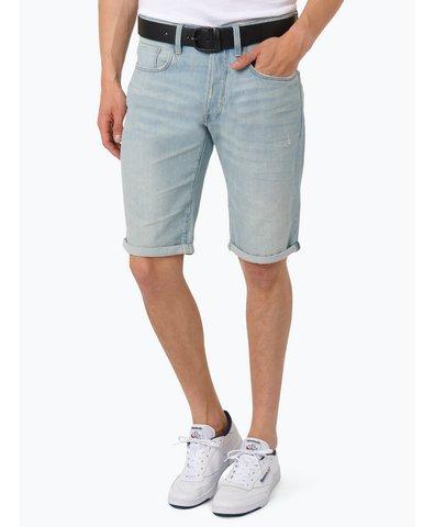 Męskie bermudy jeansowe
