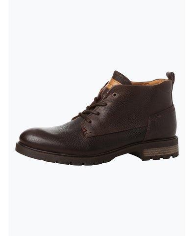 Męskie buty sznurowane - Curtis