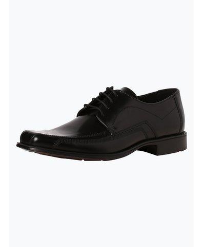 Męskie buty sznurowane ze skóry – Dagan