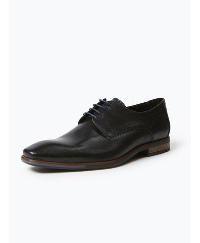 Męskie buty sznurowane ze skóry – Don