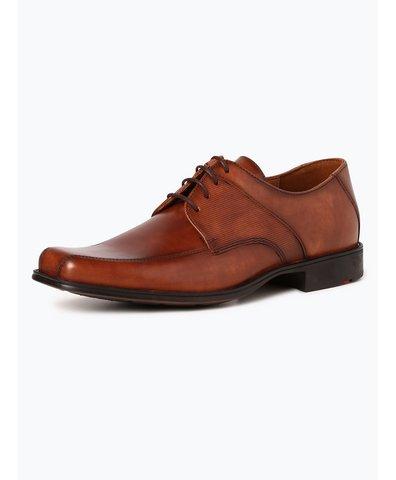 Męskie buty sznurowane ze skóry – Dorien
