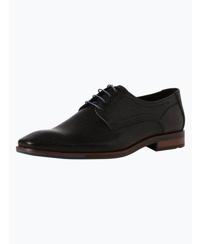 Męskie buty sznurowane ze skóry – Drayton