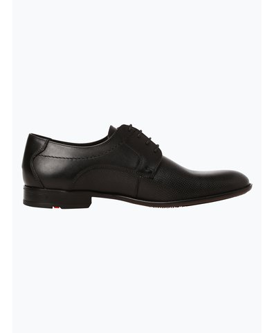 Męskie buty sznurowane ze skóry – Galdo