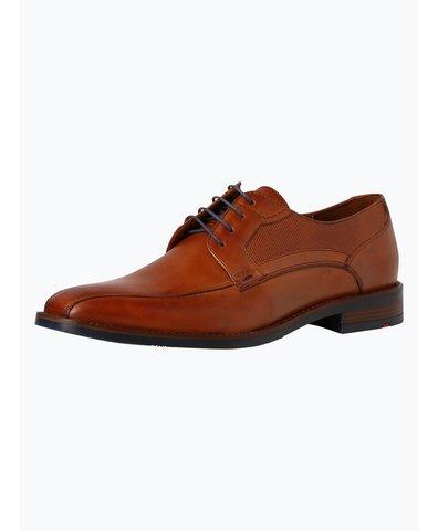 Męskie buty sznurowane ze skóry – Illinois
