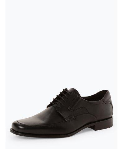 Męskie buty sznurowane ze skóry – Kelton