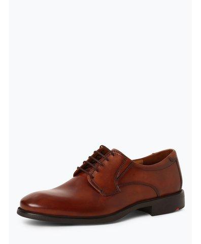 Męskie buty sznurowane ze skóry – Kentucky