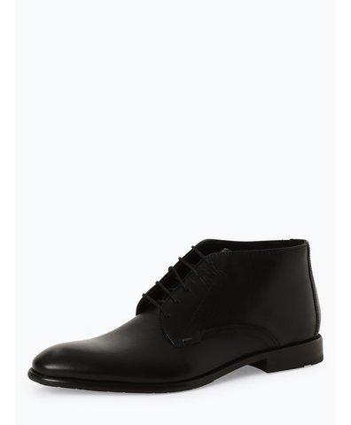 Męskie buty sznurowane ze skóry – Lassin