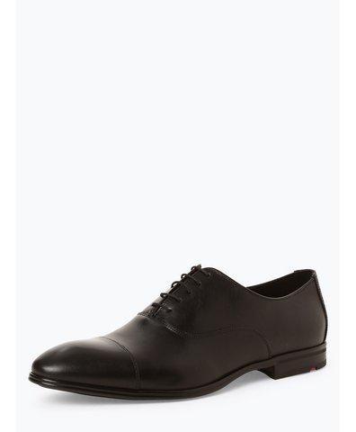 Męskie buty sznurowane ze skóry – Madras