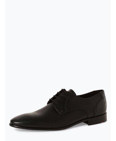 Męskie buty sznurowane ze skóry – Maine