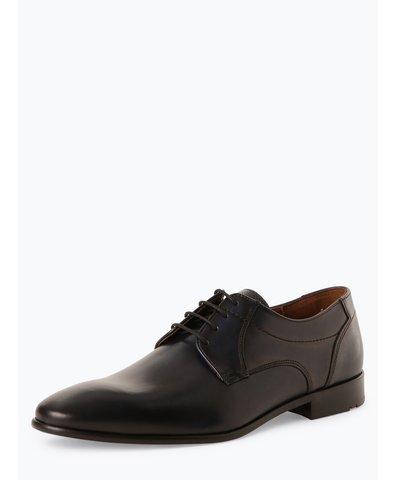 Męskie buty sznurowane ze skóry – Manon