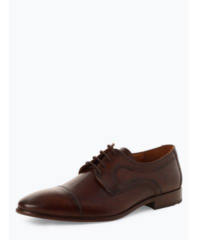Męskie buty sznurowane ze skóry – Maran