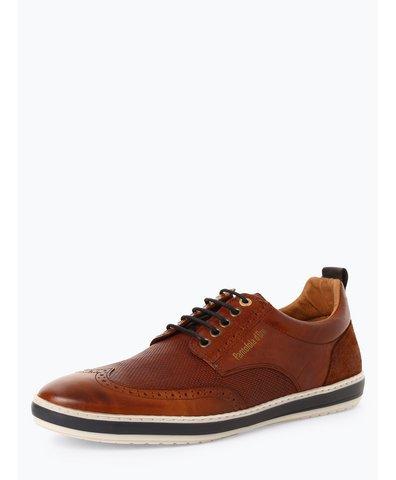 Męskie buty sznurowane ze skóry – Milazzo