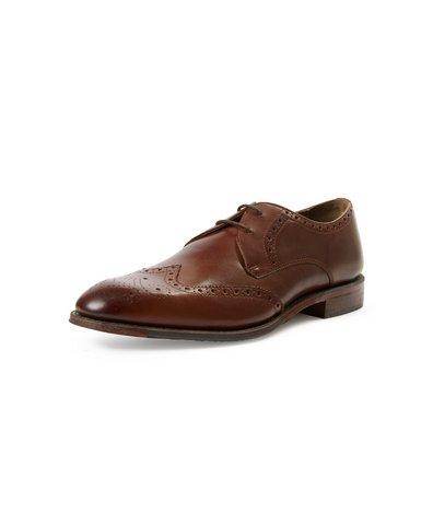 Męskie buty sznurowane ze skóry – Mirco-S