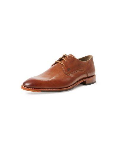 Męskie buty sznurowane ze skóry – Mirco