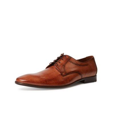 Męskie buty sznurowane ze skóry – Ocas