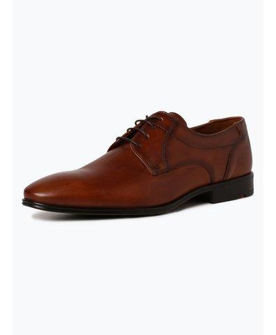 Męskie buty sznurowane ze skóry – Osmond